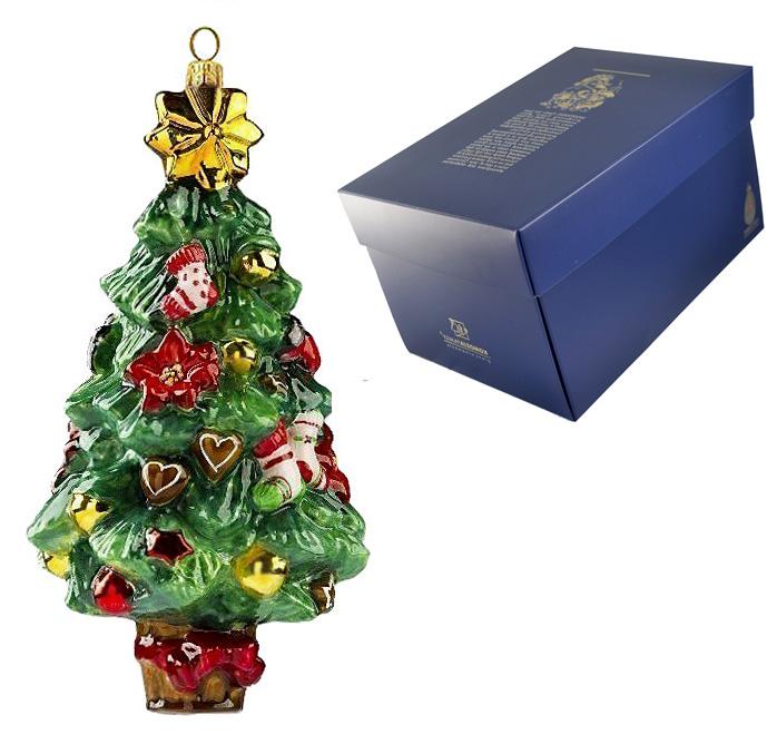 Елочная игрушка «Елка с подарками» Mostowski & Komozja ...